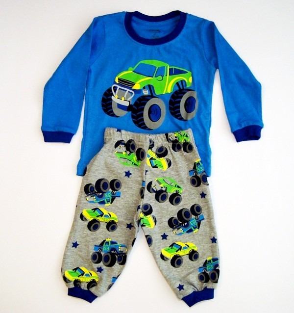 2b9b278c7 Pijama 100% Algodón Para Bebé Varón Niño 6 Meses - Bs. 0