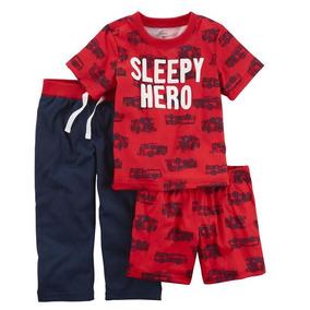 8240e7b2f Carter S Pijama Brown Hero 24m - Calçados