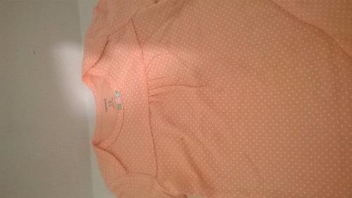 pijama 3 piezas niñas 12 meses