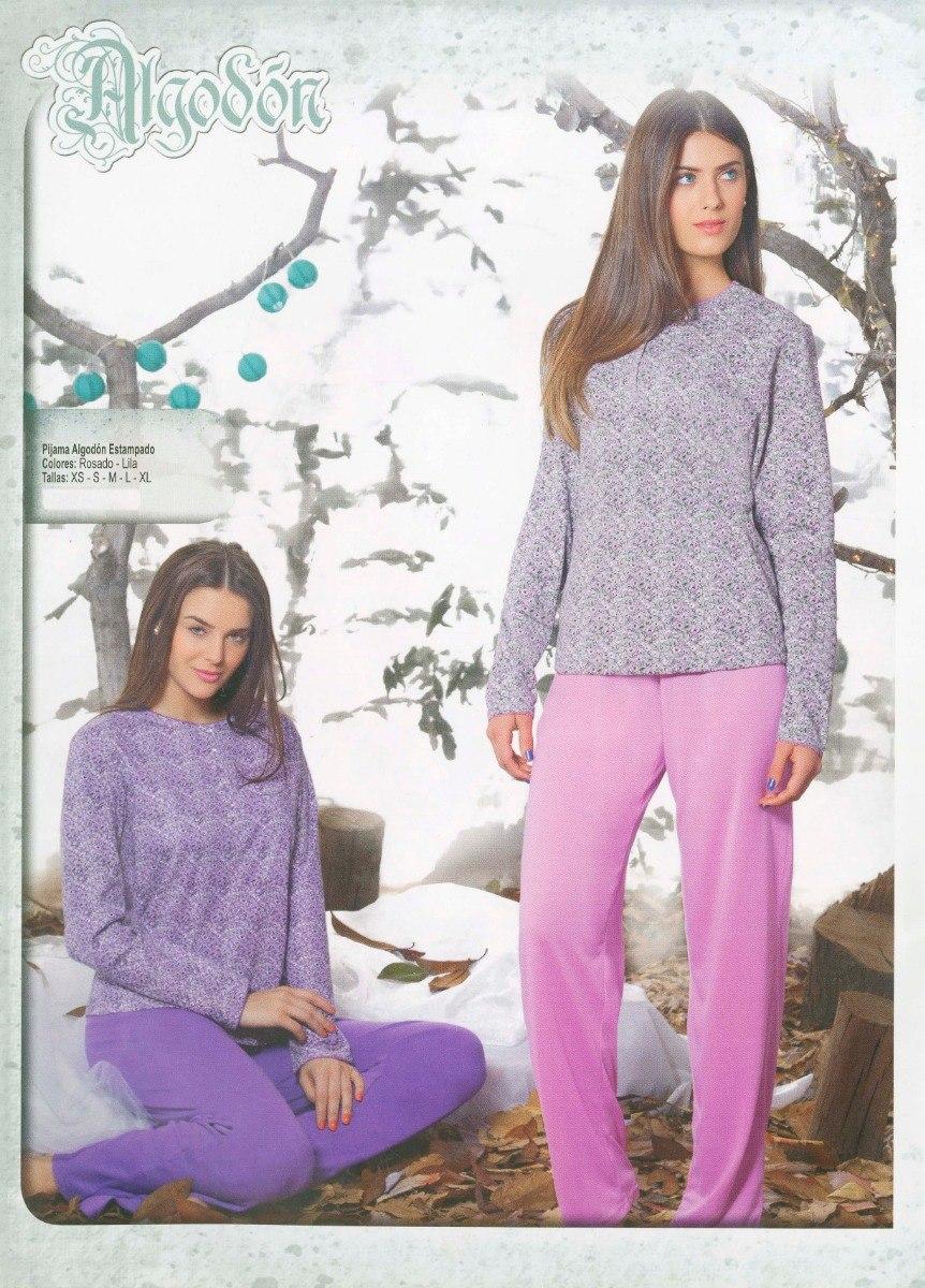 c1ca1c460f pijama algodón estampado - kayser. Cargando zoom.