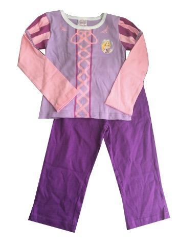 pijama algodon niña disney princesa nuevo