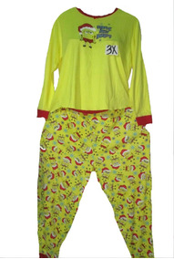 f841835e08 Pijama Amarilla Bob Esponja 2 Piezas Talla 3x 42 44w Mex