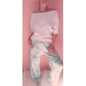 Pijama Aurora Largo, 100% Algodón