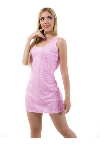 pijama batas para mujer