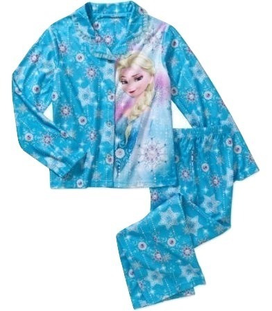 pijama blusa pantalón frozen talla 6 años
