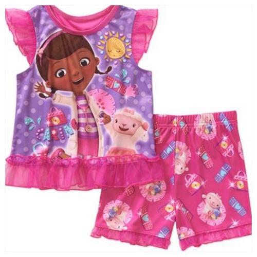 pijama blusa shorts doctora juguetes talla 12 meses