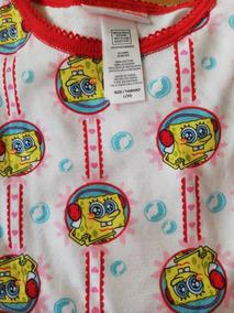 583ff40efe Nickelodeon Pijama Bob Esponja Para Nena !!! - Ropa y Accesorios en ...