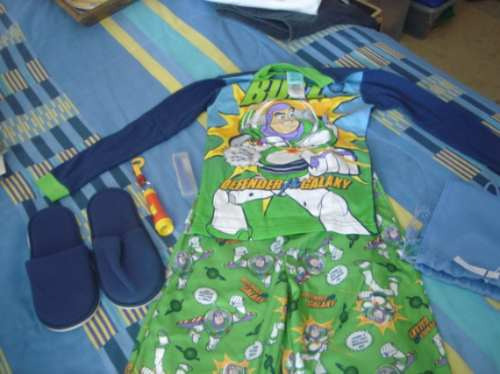 pijama buzz light year (toy story)