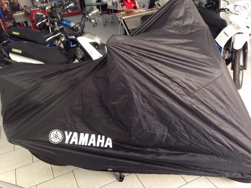 pijama-carpa impermeable para motos logo yamaha -promocion