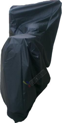 pijama carpa moto impermeable c.18, cuellero + envío gratis