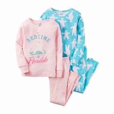 0a1fb9d8e Pijama Carters 4 Peças - 18 Meses - 331g172 - R$ 130,41 em Mercado Livre