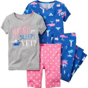 0a9343035 Conjunto De Pijama Com 4 Peças Carters - Calçados