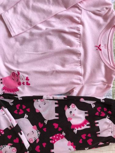 pijama  carter's talla 7