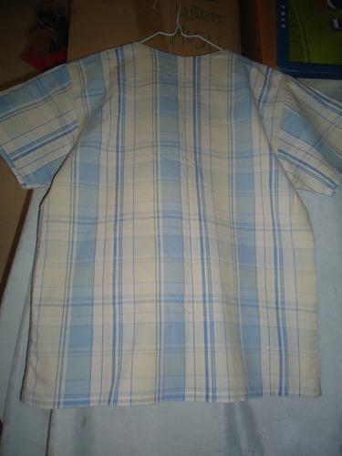 f1a60ebab0 Pijama Casaca Con Botones Y Short De Niño Talle 12 -   200