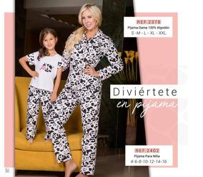 d6663db5f Pijamas Algodon Mujer en Mercado Libre Colombia
