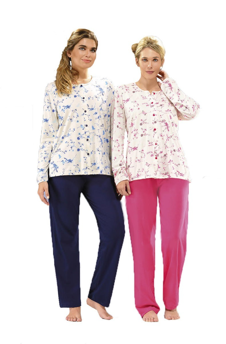 72cacb2dca Pijama Dama Invierno Lencatex (art. 8338 ) T S   Xl -   546