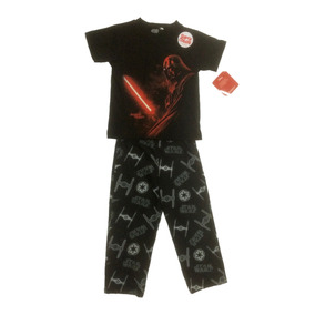 9a6cec4811 Pijama Darth Vader Star Wars Original Para Niño