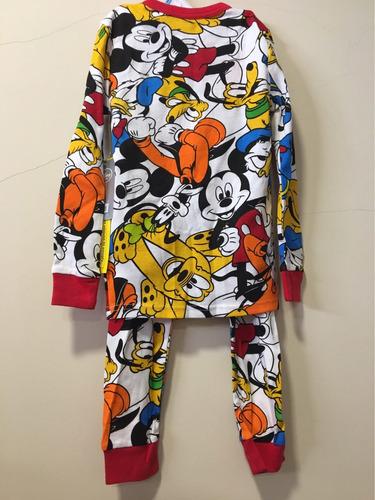 pijama de disney niño talla 5 camisa y pantalón. de disney