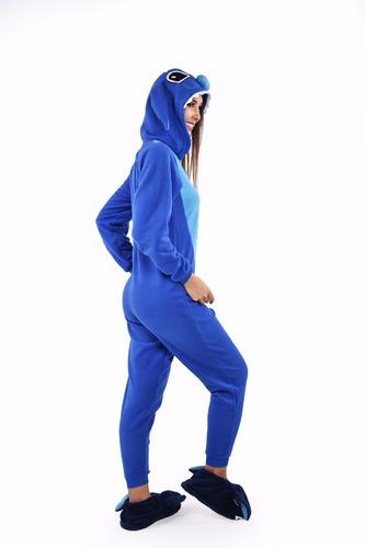 pijama de koala azul