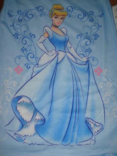pijama de la cenicienta disney talla 2/3 de niña celeste