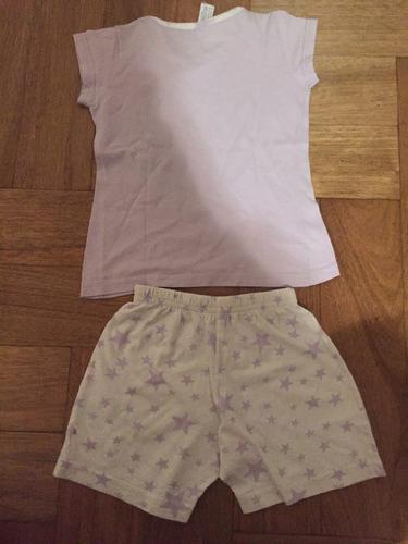 pijama de millus tamanho p infantil, compatível com 2-3 anos