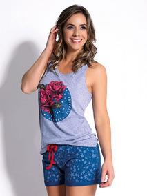9bfb671927 Conjunto De Pijama Wol Meli - Pijamas de Verano de Mujer en Mercado ...