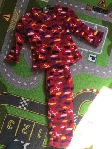 pijama de niño talla 8
