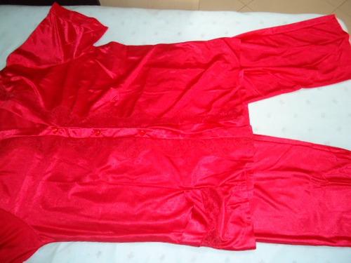 pijama de seda da marca magnólia
