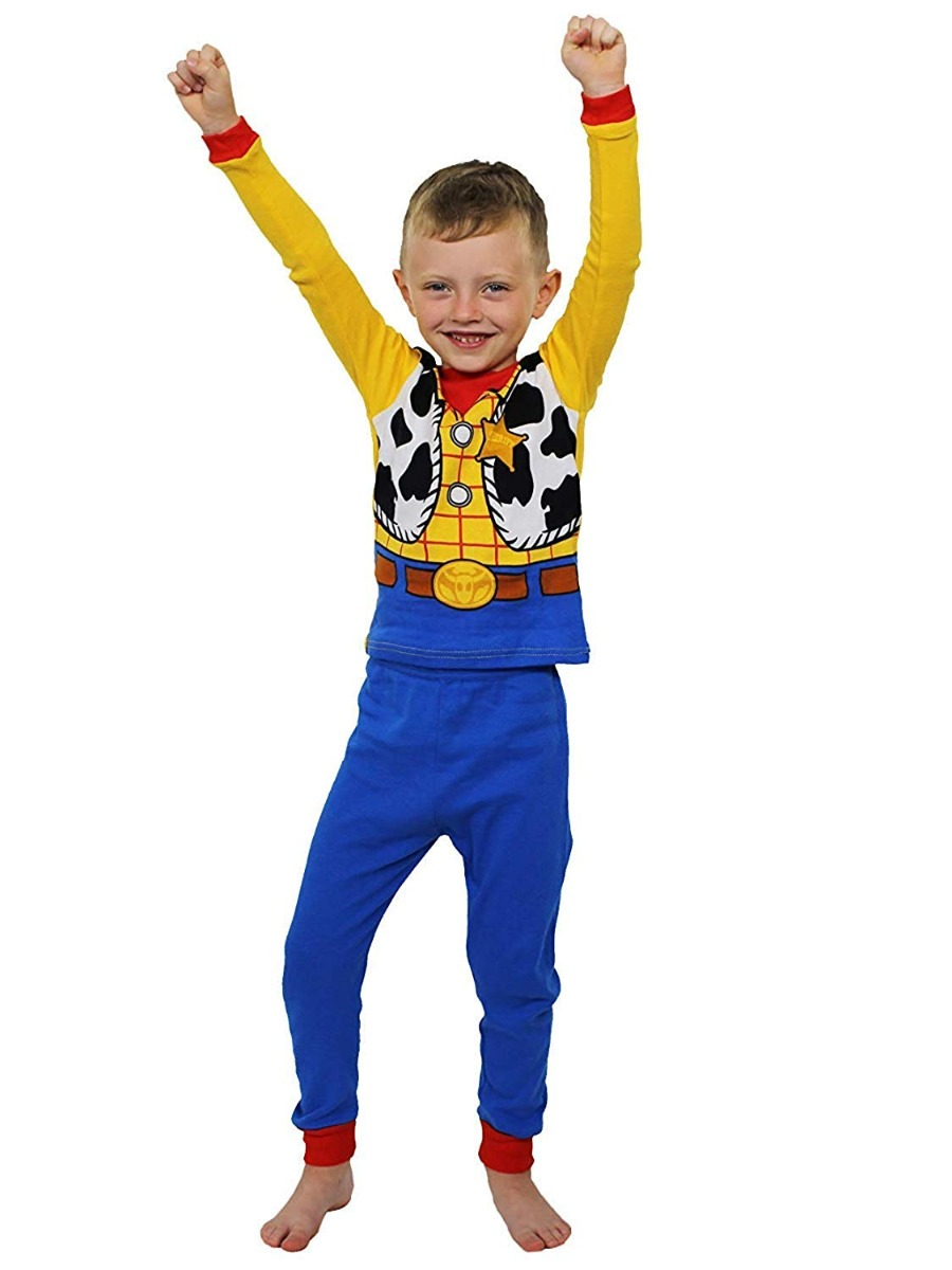 pijama de toy story woody para niños tipo disfraz disney. Cargando zoom. ea9eb082740