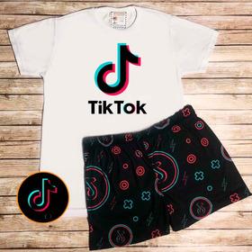 Pijama De Verano Tik Tok - Store Mykonos