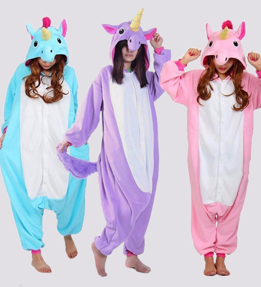 e5223597f Pijama - Disfraz De Unicornio Para Niña-niño-adulto -   120.000 en ...