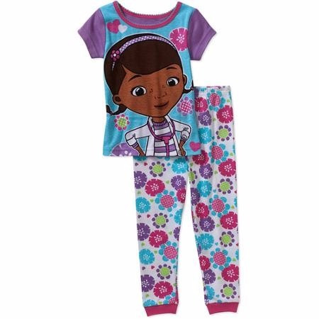 pijama doctora juguetes disney mangas cortas importado