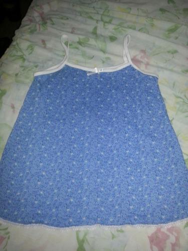 pijama  dos piezas mujer talla l ropa