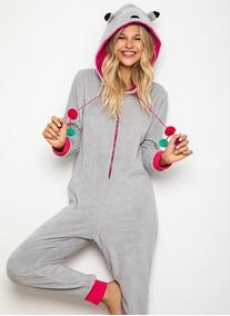 78ce0aafe Enterito De Polar Para Dormir Mujer - Pijamas en Mercado Libre Argentina