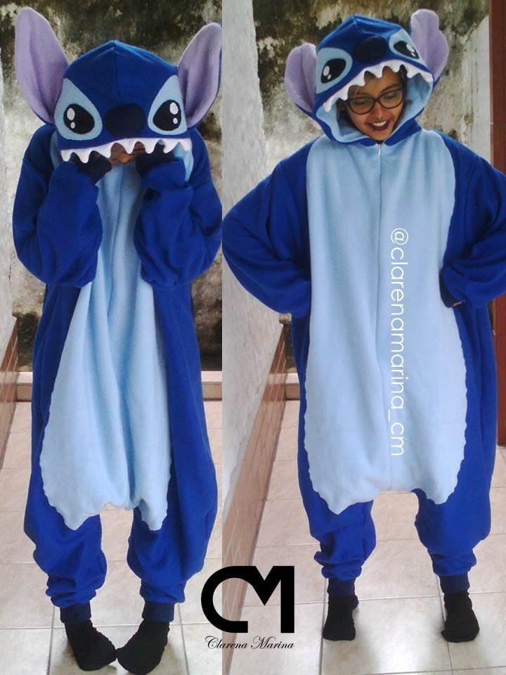zoom enteriza Cargando unicornio kigurumi pijama invierno pikachu stitch fxvg0d6