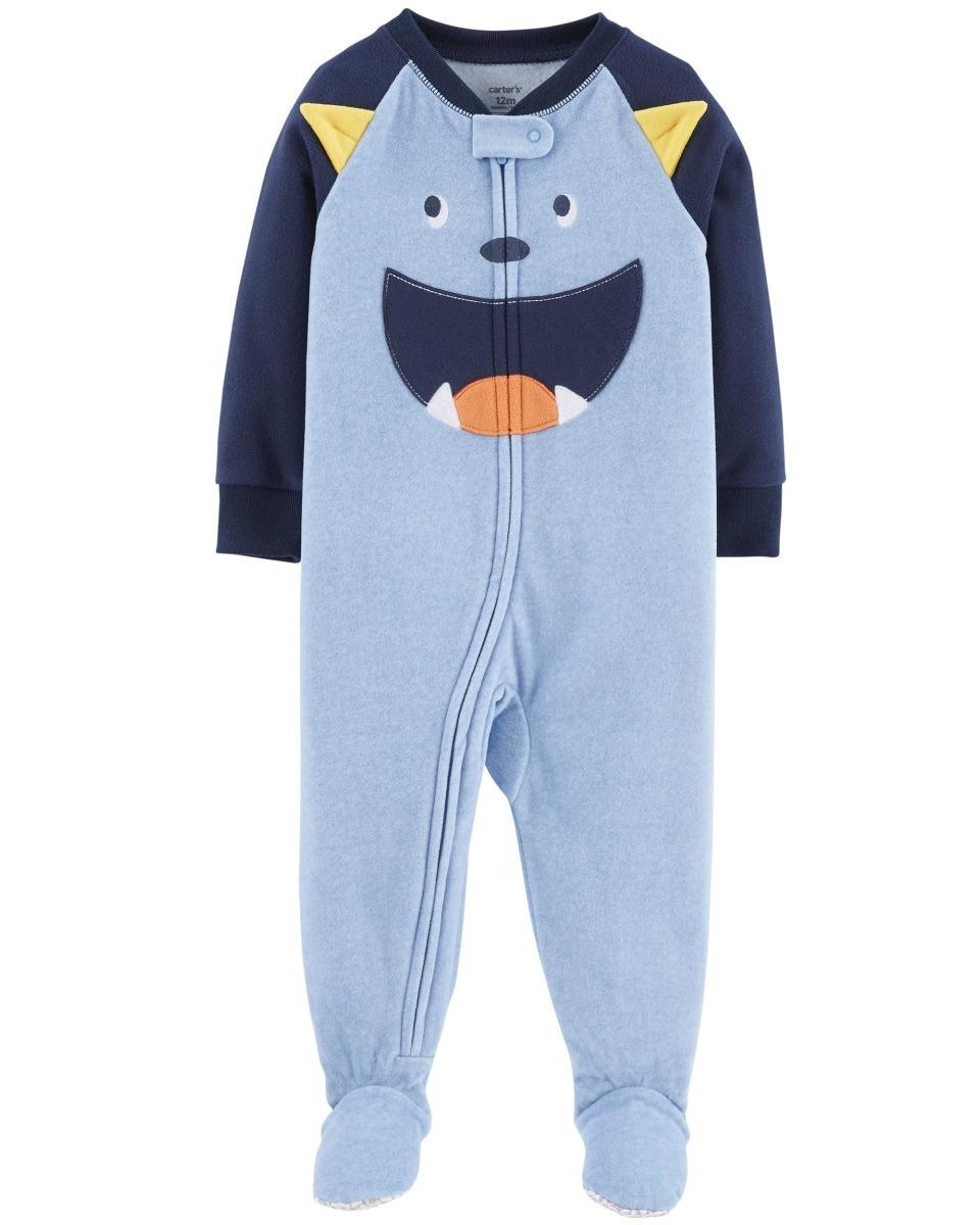 ffa4eb5d6 Pijama Entero Carters Polar Niño 3 4 5 Años -   1.490
