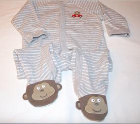 eeac4f7060 Pijamas Enteros De Osito - Ropa y Accesorios Plateado en Mercado ...