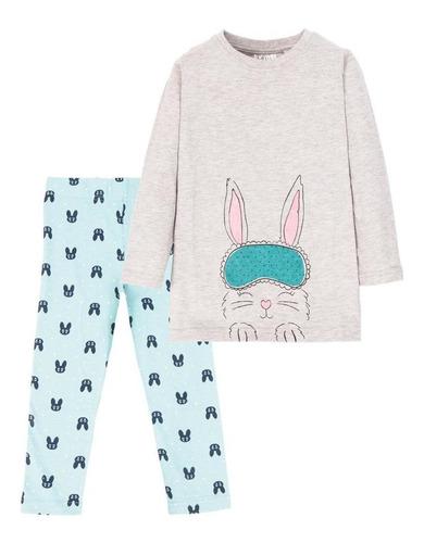 pijama esther turquesa 4kids