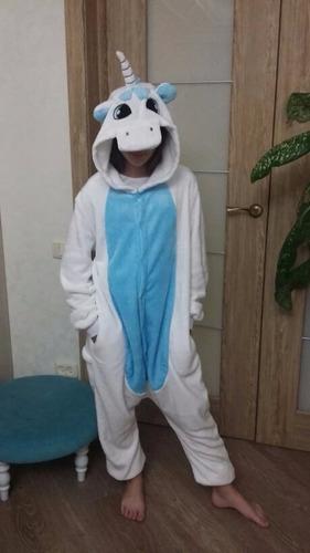 pijama fantasia unicórnio macacão cosplay pronta entrega