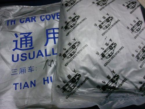 pijama forro cobertor funda capa auto carro gb protección uv