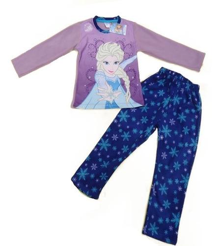pijama frozen de polar nuevo