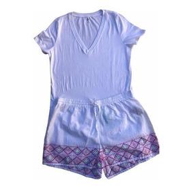 Pijama Gap Short Corto Con Remera Basica  Envio Gratis