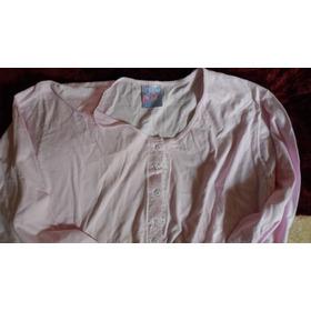 Pijama Gestante Rosa  Pouco Uso
