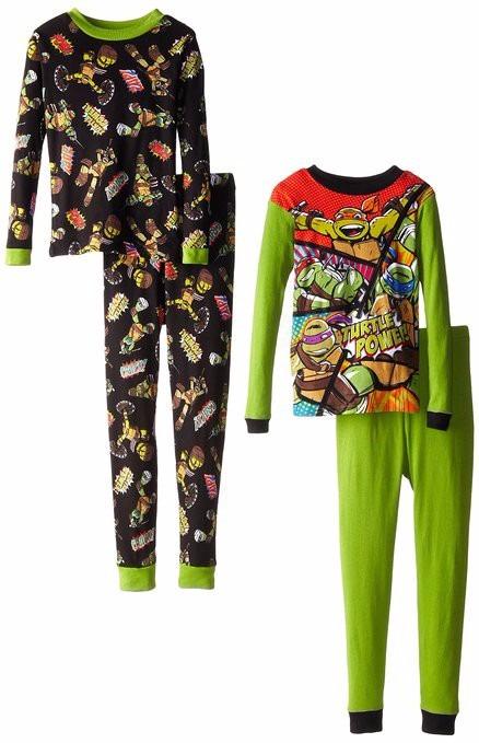 a7169529250 Pijama Importada 2 X 1 Niño Tortugas Ninja Tallas 8 - Bs. 450