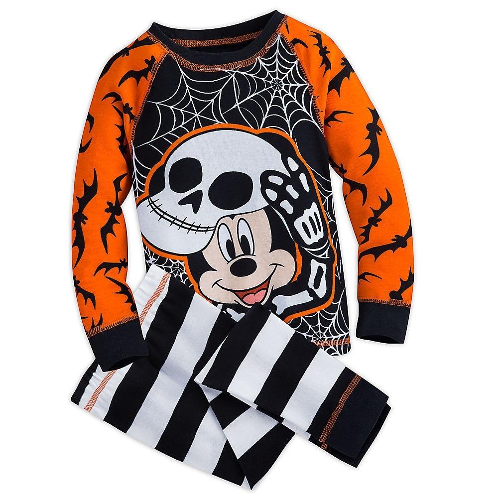 055d1d707 Pijama Infantil Masculino Mickey Mouse Halloween Tam-4 - R  139