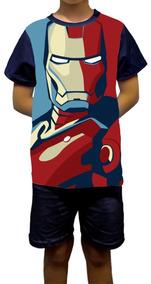 1149f79ad Pijama Personalizado Masculino no Mercado Livre Brasil