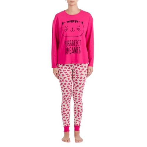 pijama invierno promesse perfect dreamer art. 10315 talle l