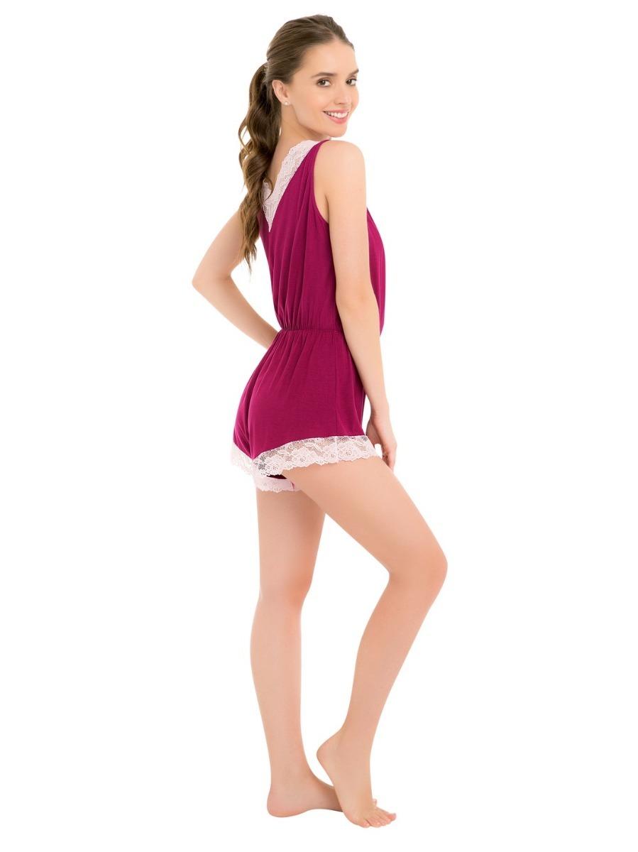 36df919c28 Pijama Jumpsuit Con Escote Cruzado 3594 Pv2019 Ilusión -   480.00 en ...