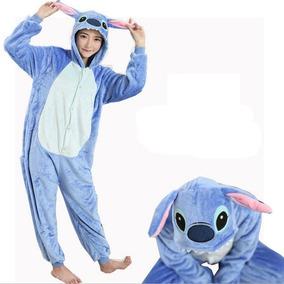 volumen grande descuento de venta caliente acogedor fresco Pijama Kigurumi Disfraz Stitch Unisex Original Importada
