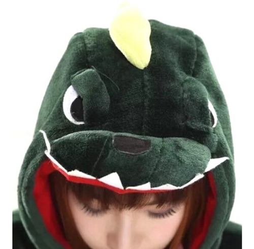 pijama kigurumi mameluco dinosaurio stich unicornio disfraz